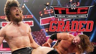 WWE TLC 2018: GRADED | Becky Lynch Vs Charlotte Flair Vs Asuka, Daniel Bryan Vs AJ Styles & More