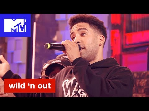 KYLE Disses Nick & His Whole Team | Wild 'N Out | #Wildstyle