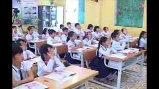 Tiết dạy giáo dục kĩ năng sống lớp 3