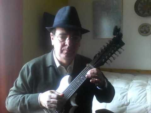 Banda Sonora Dr Zhivago - Bandurria contralto electrica