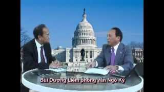 Ngô Kỷ đặt vấn đề với CĐVN/HTĐ, Bùi Dương Liêm phỏng vấn