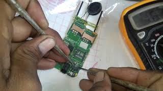 ITEL IT1409 dead/board short/easy solution/within minutes - Gaj's