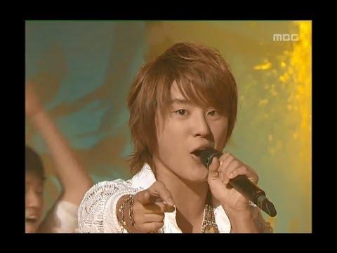 TVXQ - Hi Ya Ya, 동방신기 - 하이 야 야, Music Camp 20050709