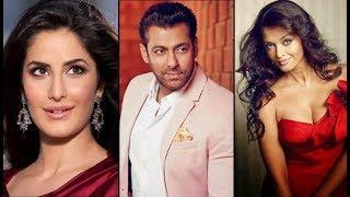 যে ৭ নায়িকা সালমানের কারণে আজ বলিউডে সুপারহিট | 7 Celebrities Who Owe Their Career To Salman Khan