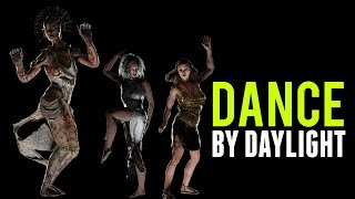 Dead by Daylight Animation | Dance By Daylight with Claudette, Kate and Adiris