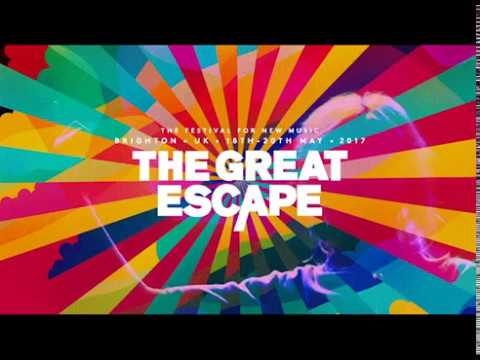 The Great Escape announce 100 artists for 2017 festival