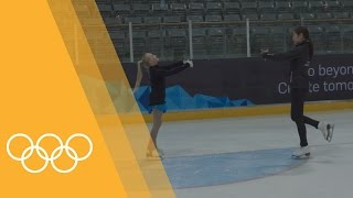 Yuna Kim Figure Skating Masterclass | Youth Olympic Games