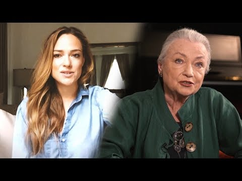 Oczami matki Alicji Bachledy-Curuś: Collin odwiedza syna w Polsce