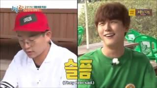 2D1N members miss their maknae Jung Joon Young