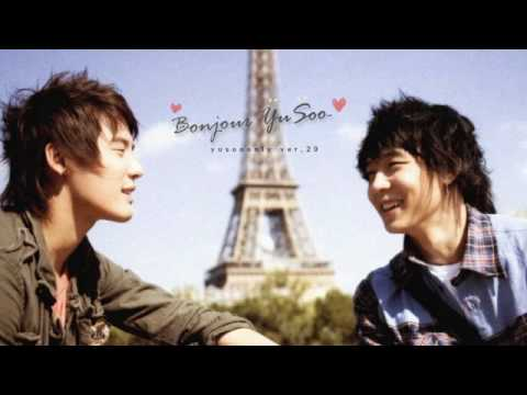 Song for you (TVXQ Picture slide show)