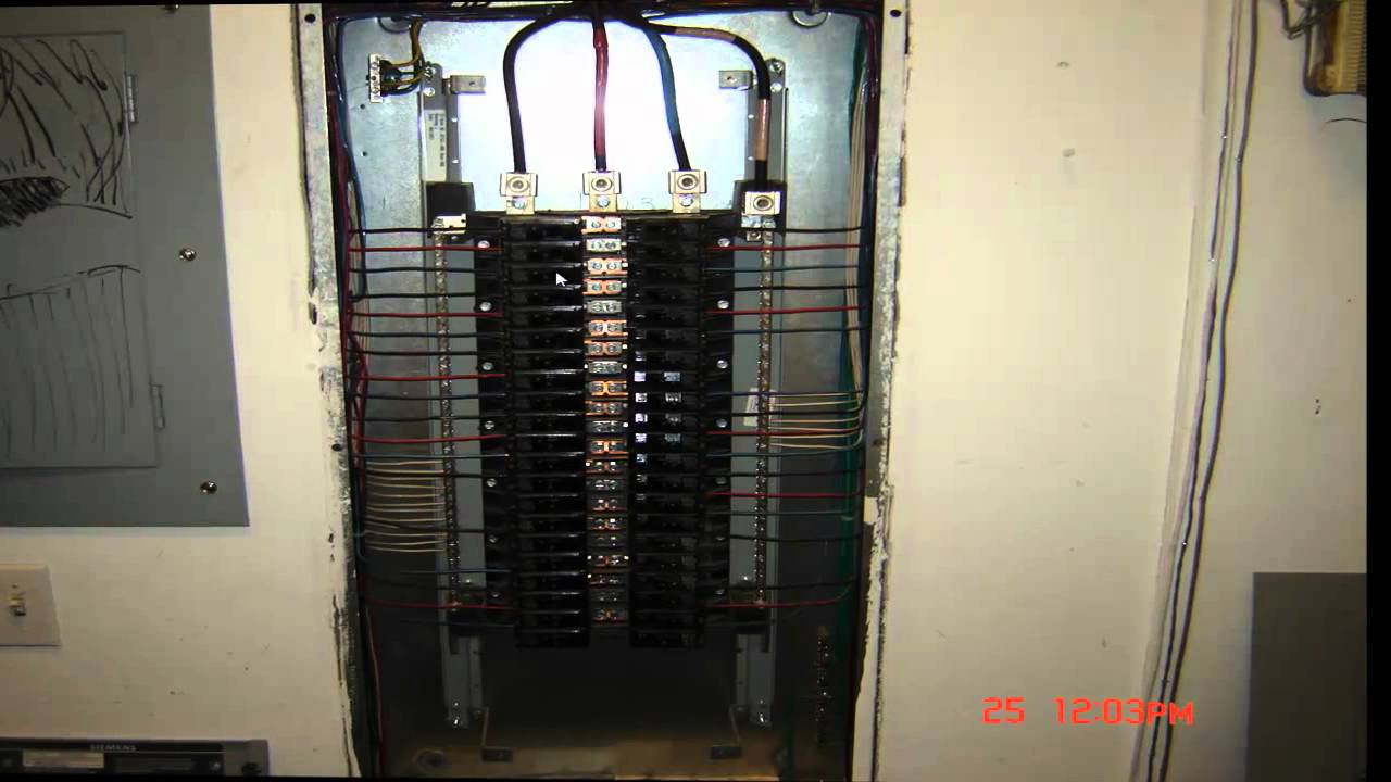electrical wiring- 3 phase panel detail - youtube electrical wiring 3 phase panel template diagram 3 phase panel board wiring diagram