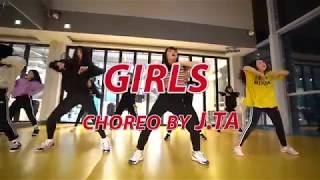 Million Dance (밀리언댄스) Girls /Jason Derulo - Swalla / choreo by J.TA