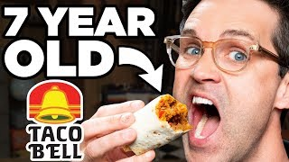 Recreating The Taco Bell Volcano Burrito