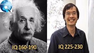 Choáng với 10 bộ óc siêu phàm có chỉ số IQ cao nhất thế giới