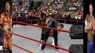 TNA Booker T vs Aj Styles 2008
