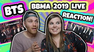 BTS & Halsey Boy WIth Luv (2019 BBMA'S Live Performance and Awards) Reaction