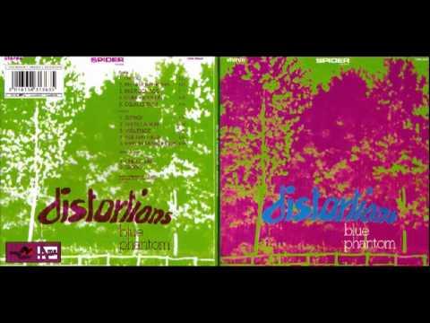 Blue Phantom   Distortions   1971   Full Album