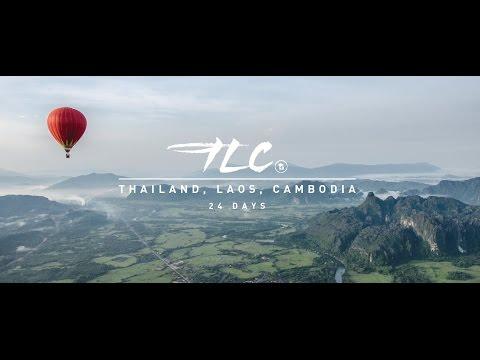 24 Days in Thailand, Laos, Cambodia