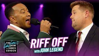 Songs of the Summer Riff-Off w/ John Legend & The Filharmonic