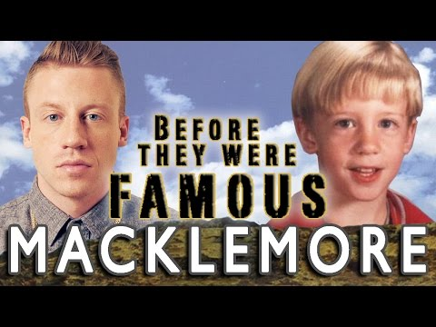 MACKLEMORE - Before They Were Famous