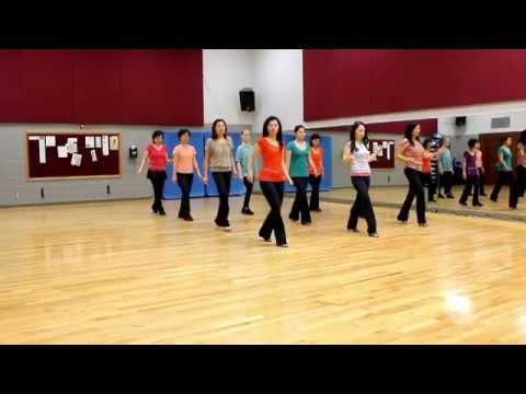 In Paradise - Line Dance (Dance & Teach in English & 中文)