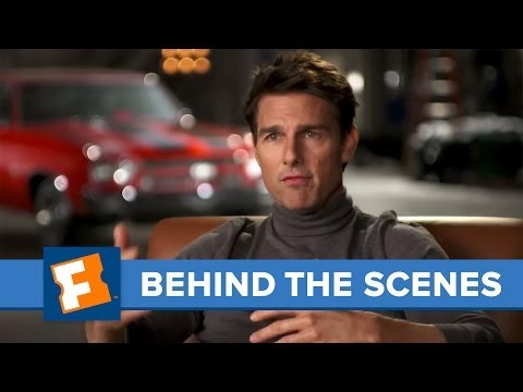 Jack Reacher: Chevelle - Tom Cruise | Behind the Scenes | FandangoMovies