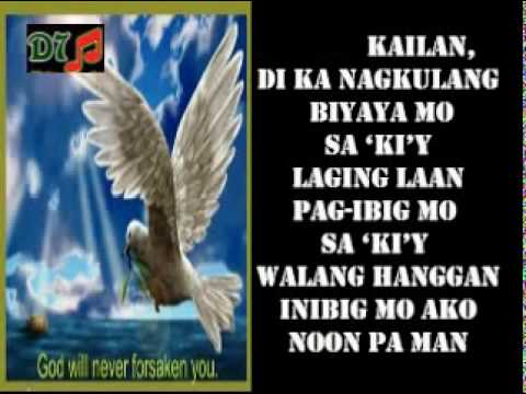 Di Ka Nagkulang with Lyrics & Chords