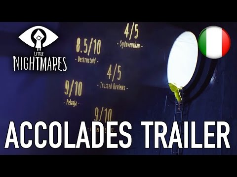 Little Nightmares - PS4/XB1/PC - Accolades trailer