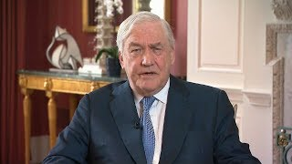 Conrad Black on his presidential pardon and relationship with Donald Trump