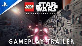 Lego star wars: la saga skywalker :  bande-annonce VF