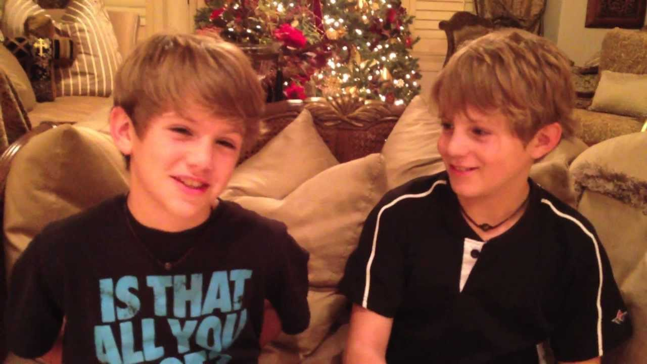 MattyB & Jeebs - Top Things We Want For The Holidays - YouTube