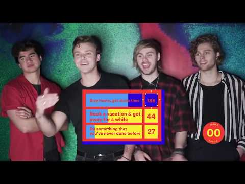 5SOS knows their fans - Spotify Singapore