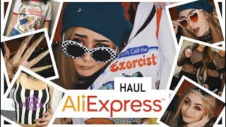 Evzuu - OBŘÍ ALIEXPRESS HAUL! - Zdroj: