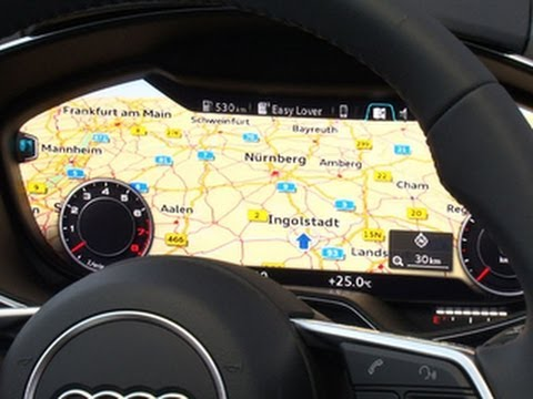 Audi rocks CES with an Android tablet, refined MMI