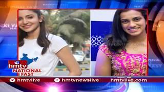 Anushka, PV Sindhu debut in Forbes Asia under 30..
