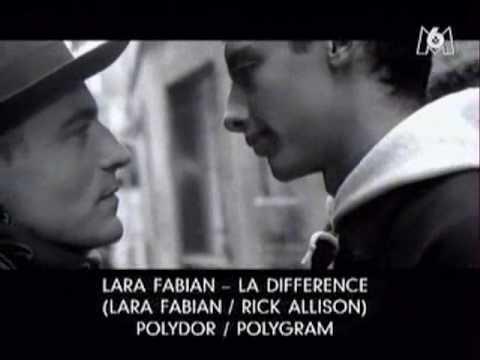 Lara Fabian - La différence (HQ Official Music Video)