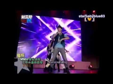 [ENG] 120628 Just Love JK SHINee in Taiwan