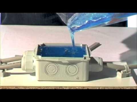 gel silicone boite derivation magic box raytech. Black Bedroom Furniture Sets. Home Design Ideas