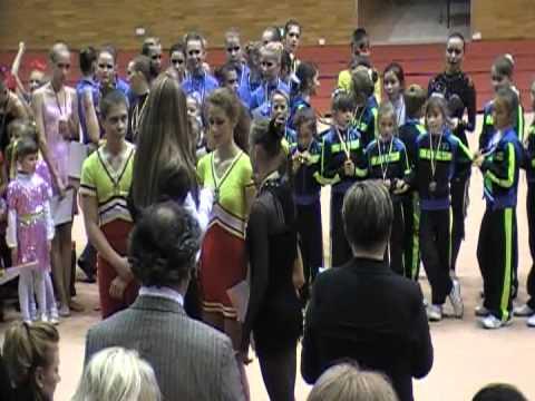Награждение 4. Кубок Украины 2011