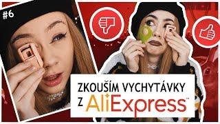Evzuu - Zkouším VYCHYTÁVKY z ALIEXPRESS! Opět. - Zdroj: