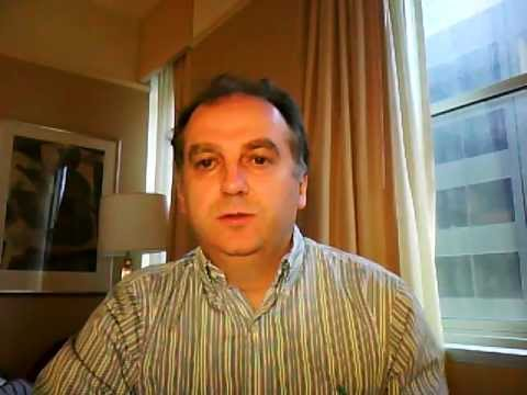 Andrew Marr - Invitation to the INFOTEHNA Pharmaceutical Conference 2012, Milan