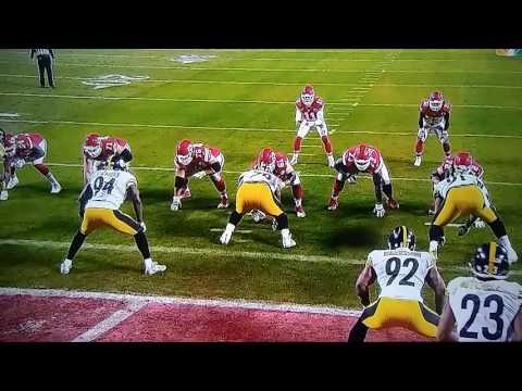 Kansas City Chiefs vs Pittsburgh Steelers