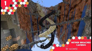 Nether Breached Caverns ~ By Mowse ~ Stream 1 [w/ Eris]