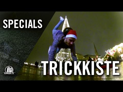 X-Mas Trickkiste mit Stefan Klaes (ehemals Altona 93) | ELBKICK.TV
