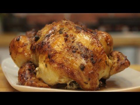 Jak upiec kurczaka zagrodowego