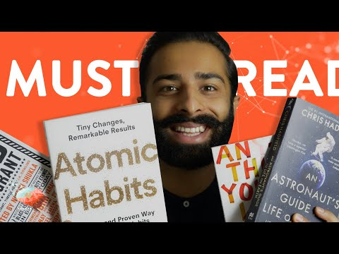Top 4 Self Improvement Books You Must Read in 2019