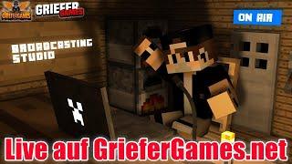 [🔴LIVE] GrieferGames   Talken, Bauen, etc.   GrieferGames.net