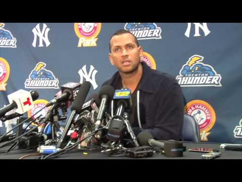 Alex Rodriguez Completed Interview 2013