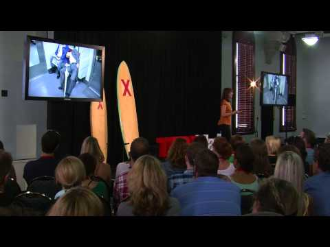 Why We All Need To Be Entrepreneurs: Rebekah Campbell At TEDxManly - Smashpipe Nonprofit