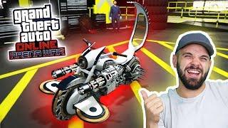 PedrosGame - NEJDRSNĚJŠÍ MOTORKA v GTA V ONLINE - Zdroj: